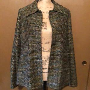 Jones New York size medium blazer jacket. EUC
